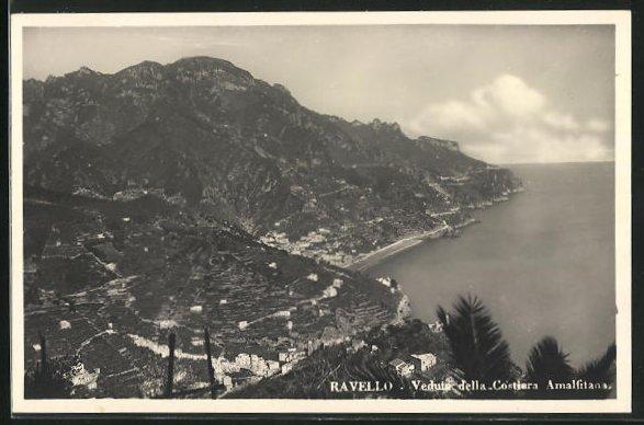 AK Ravello, Veduta della Costiera Amalfitana