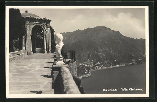 AK Ravello, Villa Cimbrone