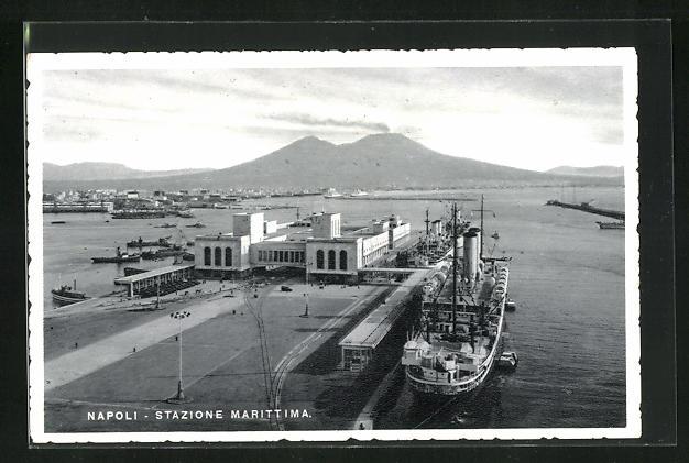 AK Napoli, Stazione Marittima
