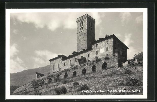 AK Valla d'Aosta, Castello della Barre