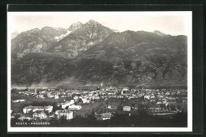 AK Aosta, Panorama