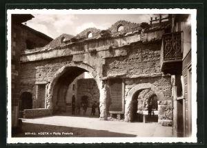 AK Aosta, Porta Pretoria