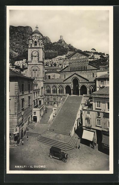 AK Amalfi, Il Duomo