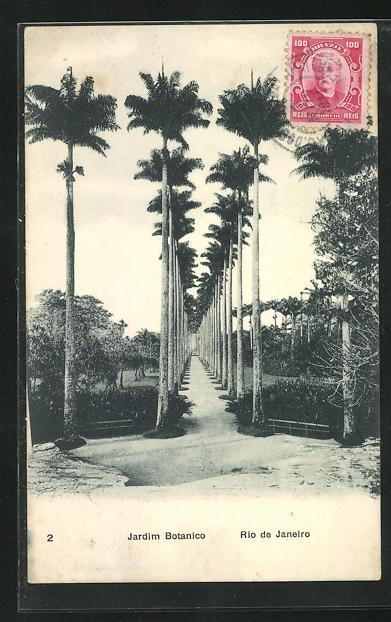 AK Rio de Janeiro, Jardim Botanico
