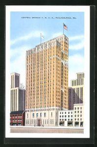 AK Philadelphia, PA, Central Branch Y. M. C. A.