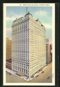 AK Detroit, MI, Book Cadillac Hotel