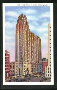 AK Detroit, MI, Union Trust Company