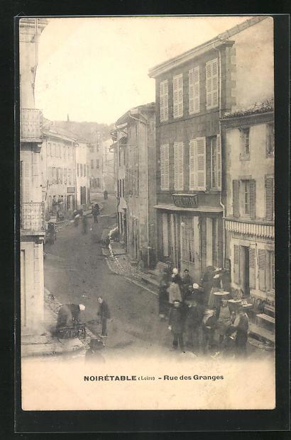 AK Noiretable, Rue des Granges