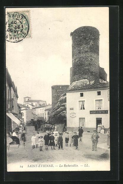 AK Saint-Etienne, La Rochetaillee