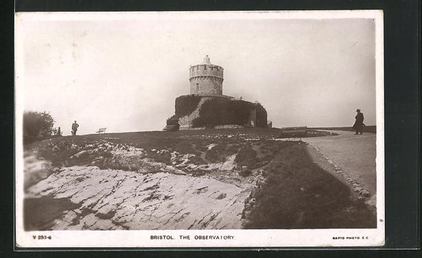 AK Bristol, the Observatory, Sternwarte