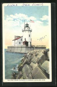 AK Cleveland, Ohio, The Light House, Leuchtturm