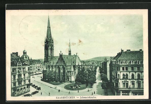 AK Saarbrücken, Johanniskirche