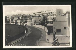 AK Stuttgart, Weissenhof Siedlung