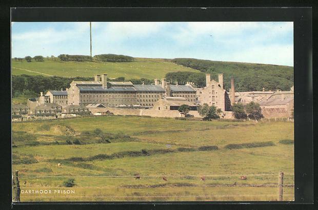AK Princetown, Dartmoor Prison, Gefängnis