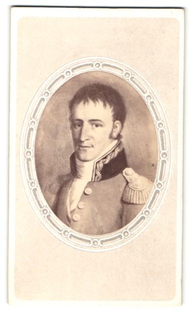 Fotografie Friedr. Singer, Bayreuth, Portrait Maximilian Rex
