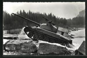 AK schweizer mittelschwerer Kampfpanzer Pz. 58