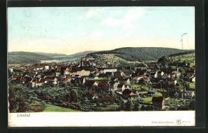 AK Liestal, Totalansicht des Ortes