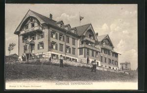 AK Flums, Kurhaus Tannenboden