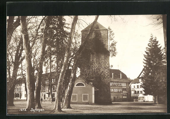 AK Zofingen, Ortspartie
