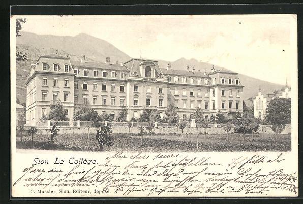 AK Sion, Le College