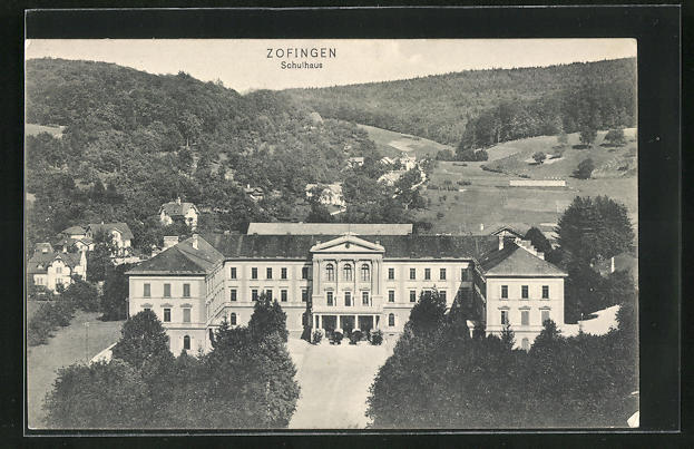 AK Zofingen, Schulhaus