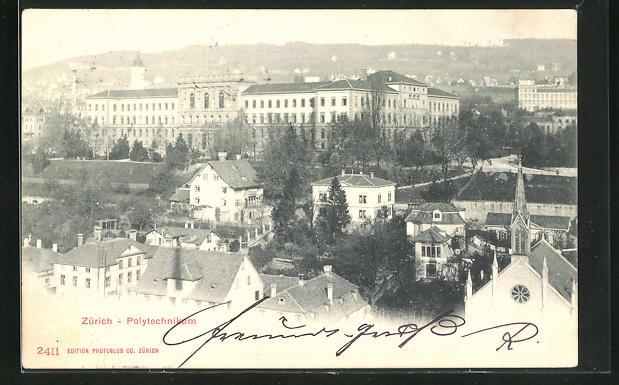 AK Zürich, Plytechnikum