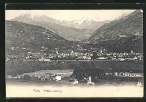 AK Aosta, Veduta Generale