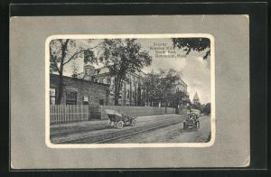 AK Nonantum, MA, Saxony Worsted Mills, North End