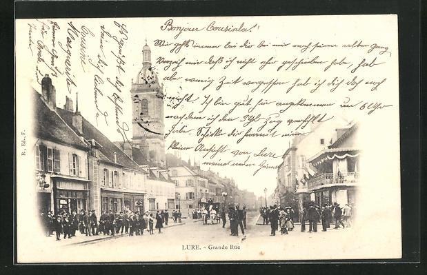 AK Lure, Grande Rue