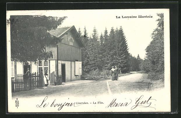 AK Liverdun, La Flie