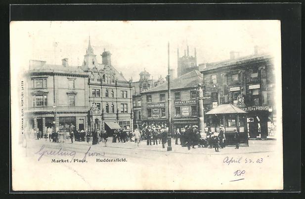 AK Huddersfield, Market Place