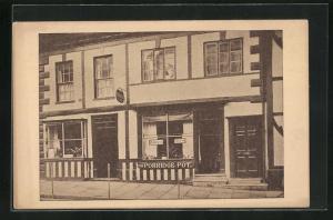 AK Warwick, The Porridge Pot, 33 Jury Street