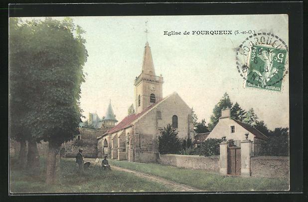AK Fourqueux, Eglise