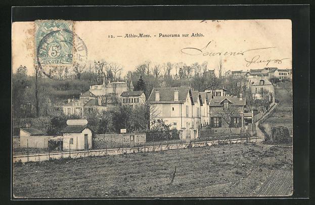AK Athis-Mons, Panorama