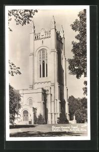 AK Northfield, MN, Skinner Memorial Chapel, Carleton College