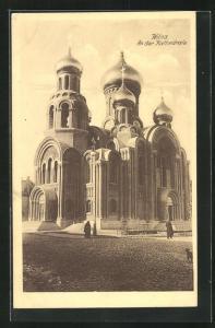 AK Wilna, An der Kathedrale