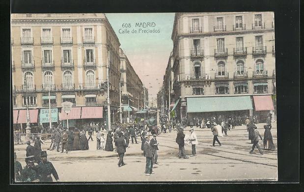 AK Madrid, Calle de Preciados
