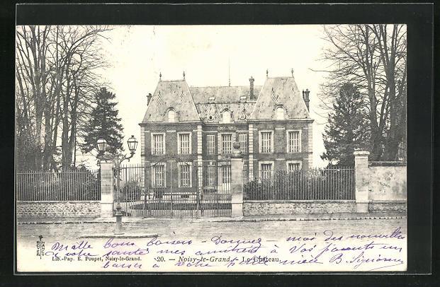 AK Noisy-le-Grand, Le Chateau
