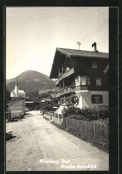 AK Kirchberg i. Tirol, Pension Alpenblick 0