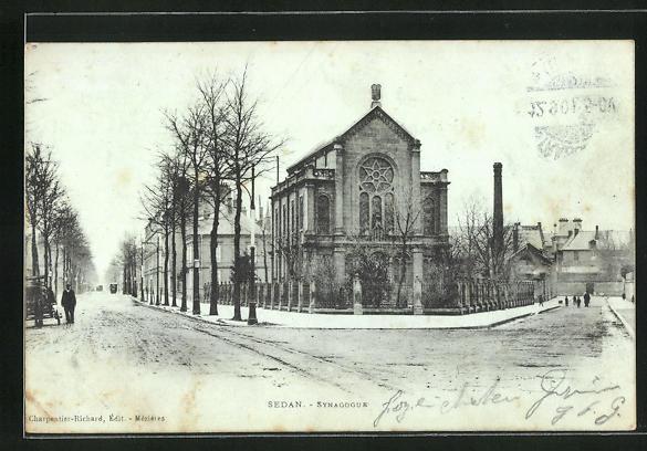AK Sedan, La Synagogue