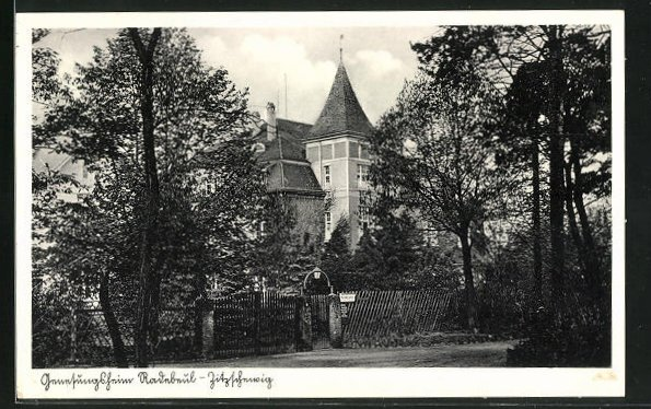 AK Radebeul, Genesungsheim Zitzschewig