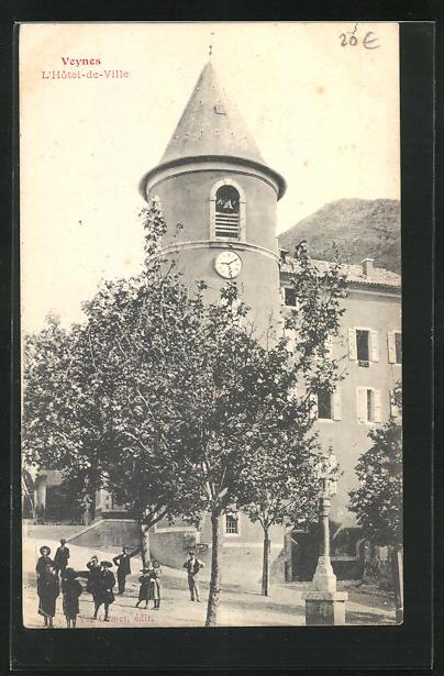 AK Veynes, L`Hotel-de-Ville