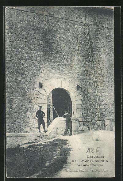 AK Montdauphin, La Porte d`Embrun