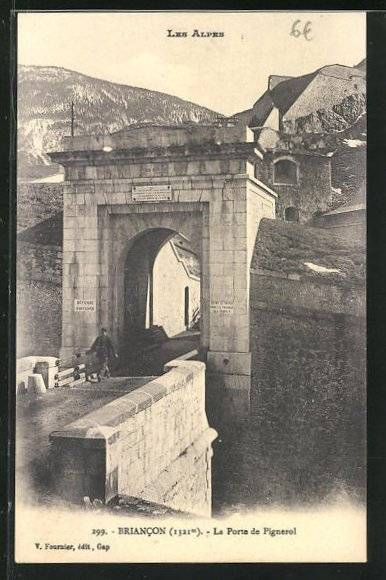 AK Briancon, La Porte de Pignerol