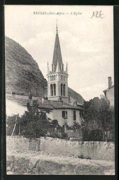 AK Veynes, L'Eglise