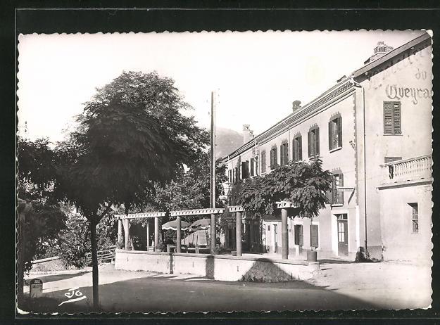 AK Guillestre, Hostellerie du Queyras