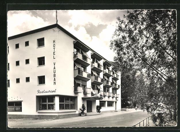 AK Briancon, Hotel Vauban