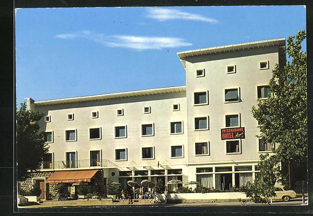 AK La Freissinouse, Hotel Azur