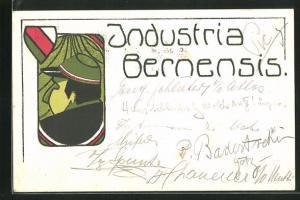 AK Bern, Industria Bernensis, Studentenwappen