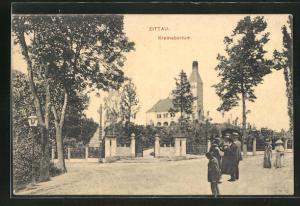 AK Zittau, Krematorium